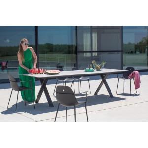 grande table PROPELLER de 300 cm INDOOR ou OUTDOOR
