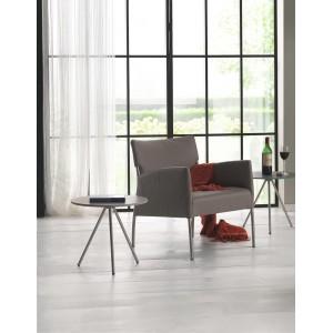 fauteuil cuir contemporain
