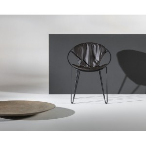 chaise WIRE OUTDOOR ou INDOOR