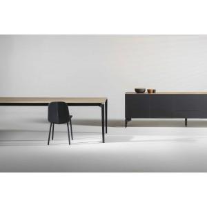 table LAYERS en céramique INDOOR ou OUTDOOR
